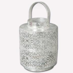 Claire Metal Fener Gümüş