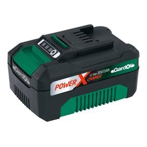 Gardol PXC Akülü Makinalar İçin Batarya 20V/3,0Ah