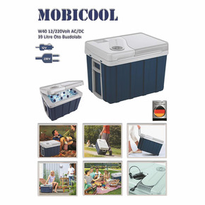 T08 12Volt DC 8 Litre Sıcak/Soğuk Oto Buzdolabı