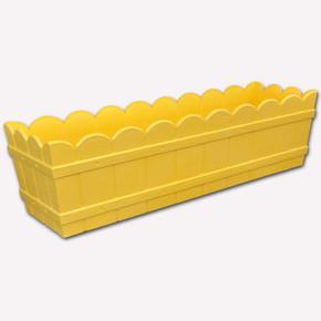 Lider Dikdörtgen Balkon Saksısı 55 cm