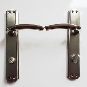 Petek WC Kapı Kolu Saten - Nikel Sağ