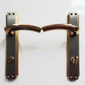 Petek WC Kapı Kolu Saten - Albrifin Sağ