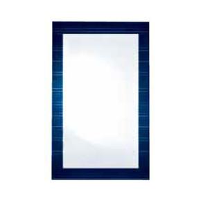 Dikdörtgen Koyu Mavi Ayna