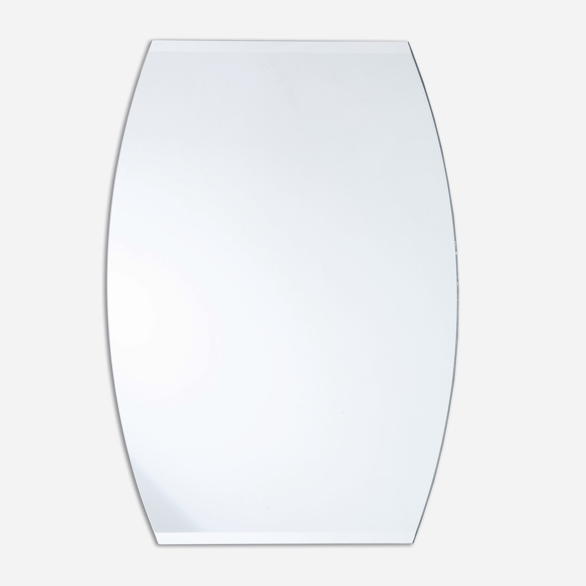 Küçük Yarım Oval Kesik Ayna