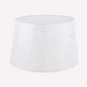 Modelsa File Desenli Lambader Şapkası Beyaz