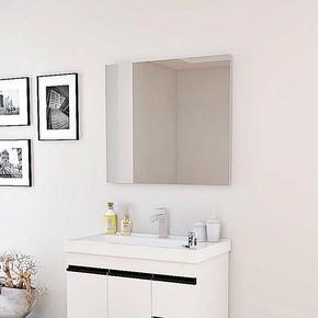 Nero 80 cm Aynalı Üst Modül