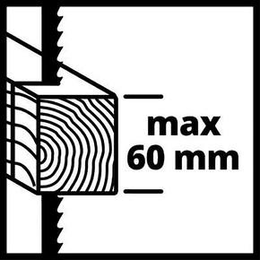 Einhell TC-JS 60/1 400 Watt Dekupaj Testere