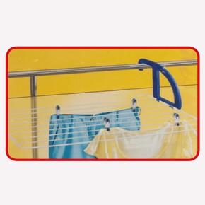Leifheit Classic 70 Balkon Çamaşır Kurutmalık