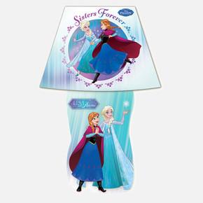 Frozen Sister Sticker Gece Lambası