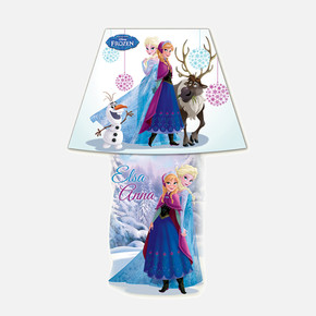 Frozen Snow Sticker Gece Lambası
