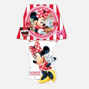 Minnie Mouse Sticker Gece Lambası
