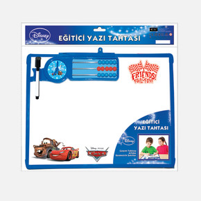 Cars Eğitici Yazı Tahtası