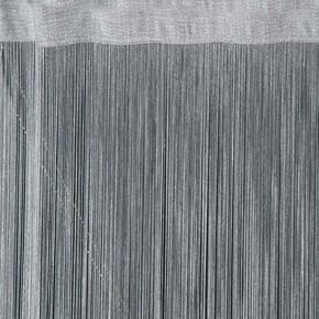 Modafabrik Pandora 140x265 cm İp Perde Gümüş