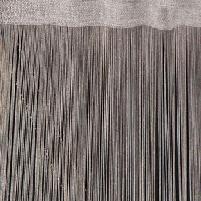 Modafabrik Pandora 140x265 cm İp Perde Vizon