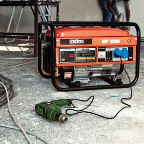 Attlas MP3300 6,5Hp Benzinli Jeneratör
