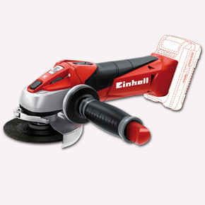 Einhell Power X-Change 115 mm Solo Avuç Taşlama