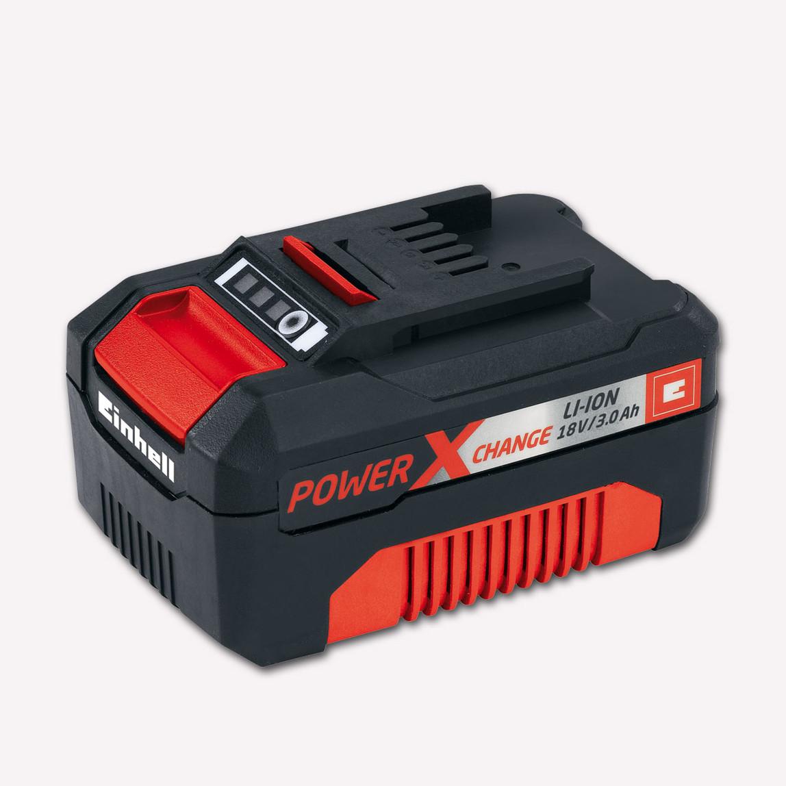 Einhell 18 V 3.0 Ah Power X-Change Li-ion Akü