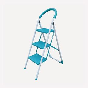 Stabilit 3 Basamaklı Oturaklı Metal Merdiven