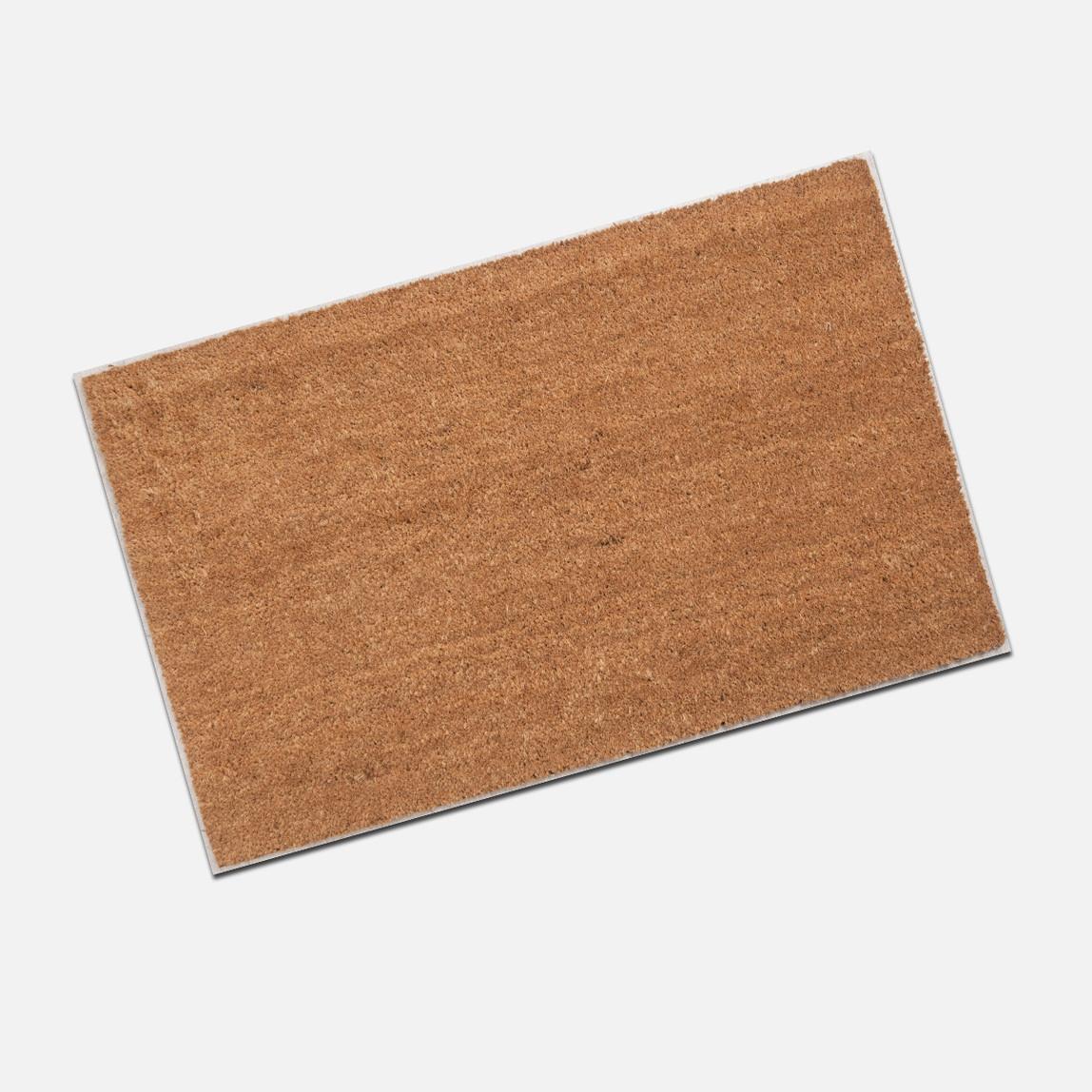 55x90 cm Hoşgeldiniz Baskılı PVC Tabanlı Koko Paspas