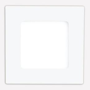 Eglo Fueva 1 Sıva Altı Spot Kare Beyaz