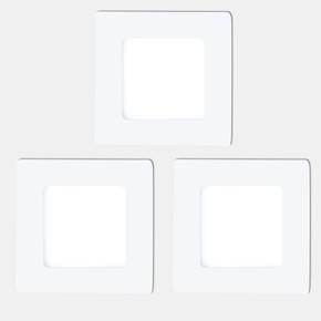 Eglo Fueva Spot 3X2,7W Kare Beyaz