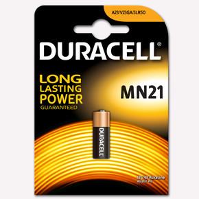 Duracell Alkalin MN21 23A 12V Pil Tekli