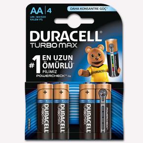 Duracell Kalem Pil Ultra 4'Lu AA