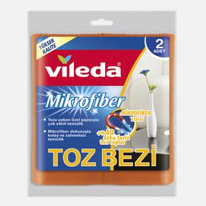 Vileda Mikrofiber Toz Bezi 2'li Paket