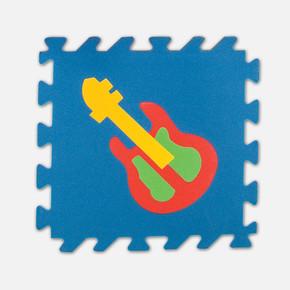 330*330*7mm Eğitici Yer Karosu, Müzik Aletleri