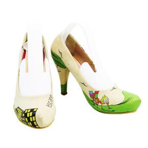 Plastik Ayakkabı Kalıbı 2'li