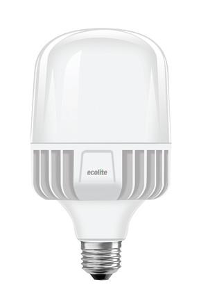 Jumbo T100 30 Watt E27 Duy Led Ampul Sarı ışık
