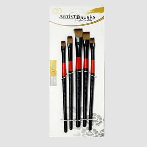 Artist Brushs 5'li 600 Seri Fırça Seti
