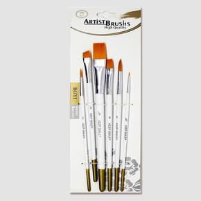 Artist Brushs 6'lı Keep Smile Seri Fırça Seti