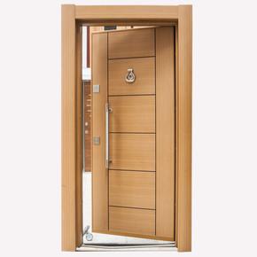 KY210 Zümrüt Serisi Çelik Kapı Sol Açılım