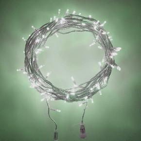 Yılbaşı Led Işık Gösterisi Beyaz
