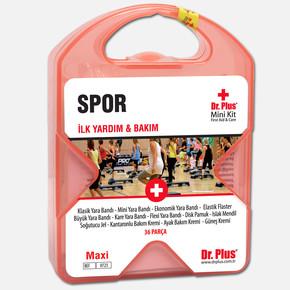 Dr. Plus İlk Yardım&Bakım Seti Spor