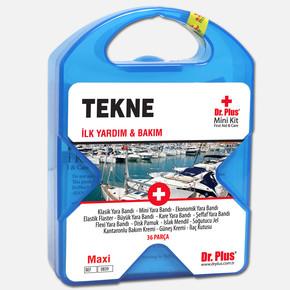 Dr. Plus İlk Yardım&Bakım Seti Tekne Yat / Yelkenli