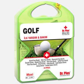Dr. Plus İlk Yardım&Bakım Seti Golf