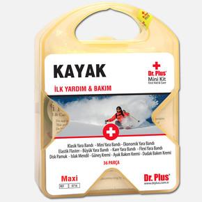 Dr. Plus İlk Yardım&Bakım Seti Kayak