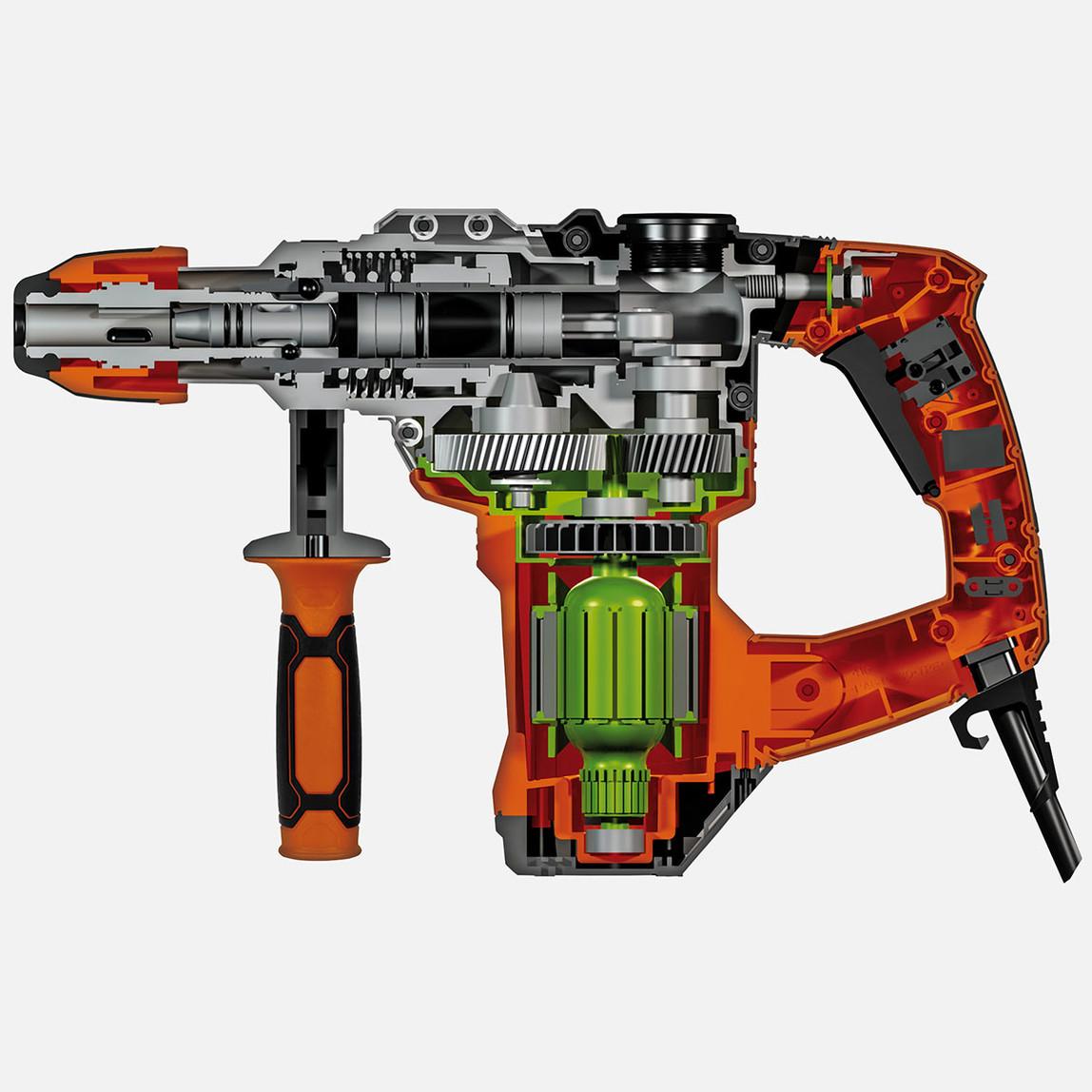 Toolson PRO-HM9 1050W SDS Max Kırıcı Delici