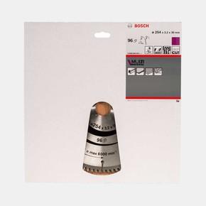 Daire Testere Bıçağı  Çok Amaçlı 254X30 mm  96 Diş