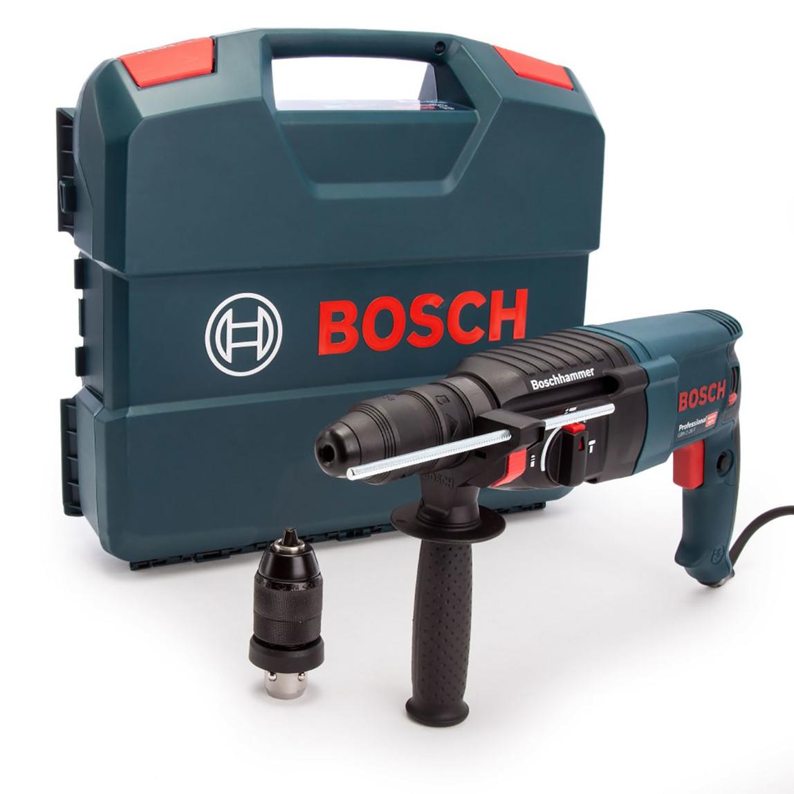 Bosch GBH 2-28 DFV Profesyonel 850W SDS-Plus Kırıcı Delici