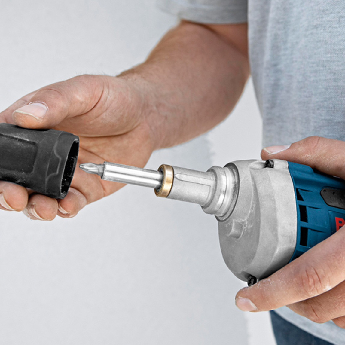Bosch GSR6-45TE 701W Profesyonel Alçıpan Vidalama