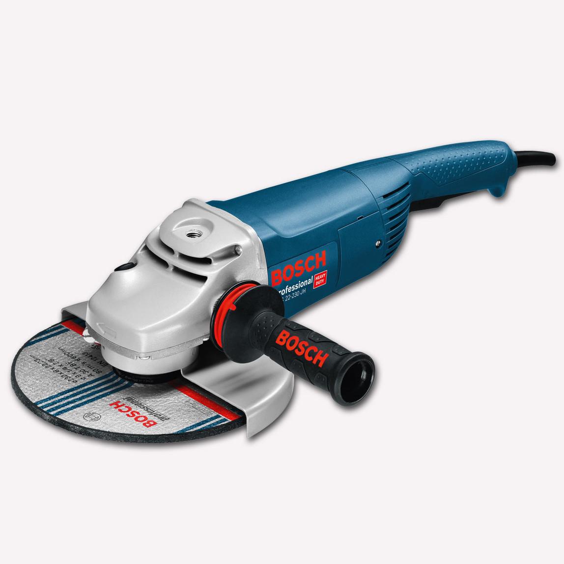 Bosch GWS22-230 2200W Profesyonel Büyük Taşlama