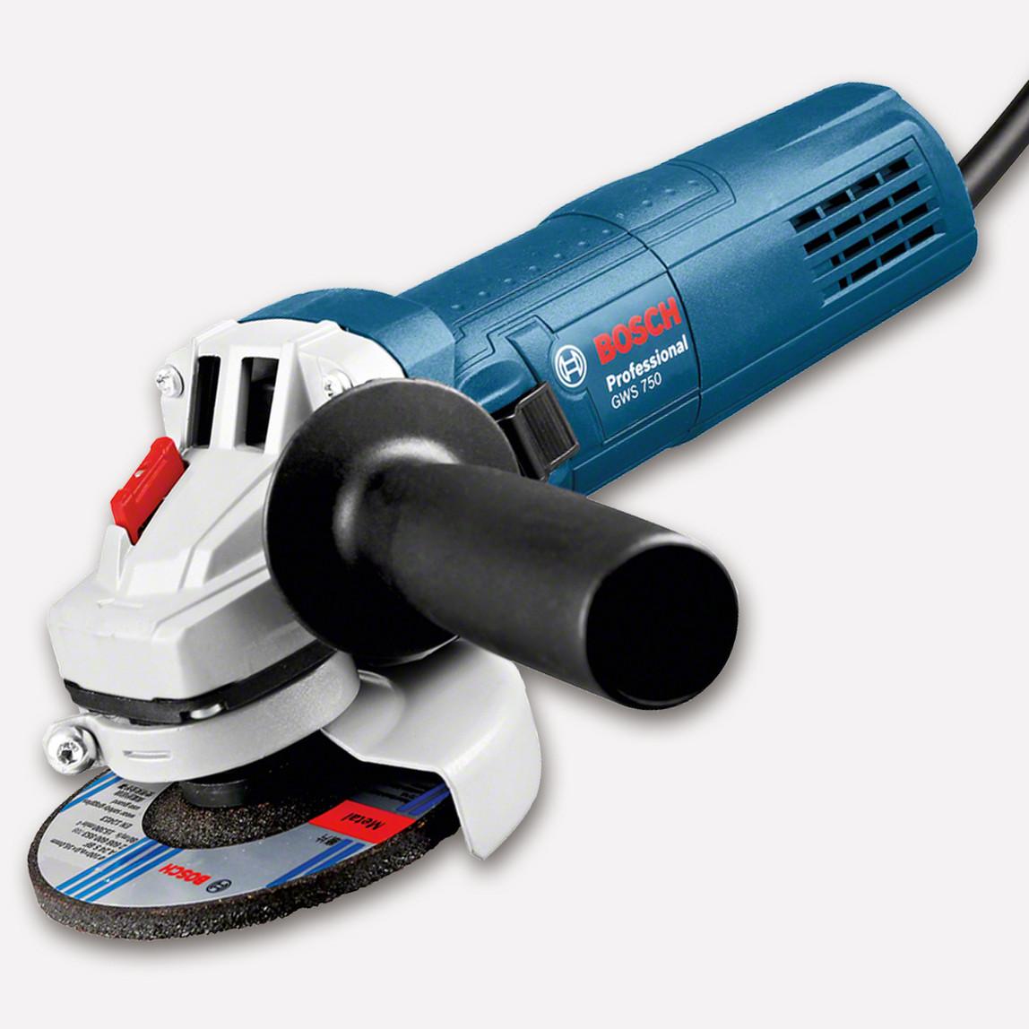 Bosch GWS750-115 750W Profesyonel Avuç Taşlama