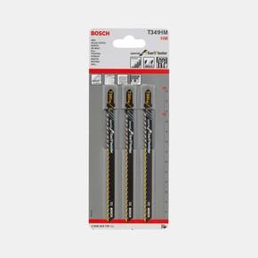 Dekupaj Testere Bıçağı Fiber İçin T341Hm 3' lü