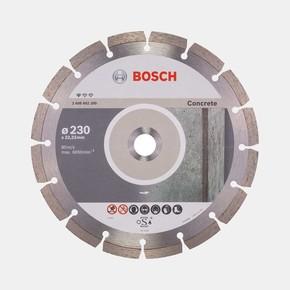 Elmas Kesme Diski Beton İçin 230 mm