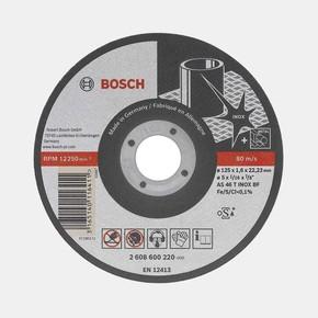 Paslanmaz Çelik Kesme Disk 115X1,0Mm Düzbest Seri