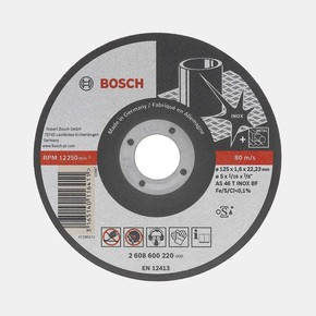 Paslanmaz Çelik Kesme Disk 115X1,0 mm Düzbest Seri