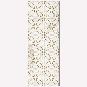 Adonis Serisi Beyaz Dekor Duvar Seramiği